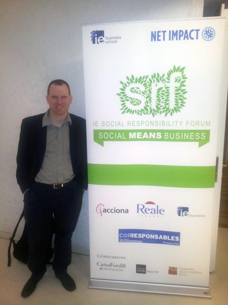 Andy-Bäcker-de-Sustainable-Reference-en-Social-Responsability-Forum-
