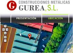 Construcciones Metálicas Gurea