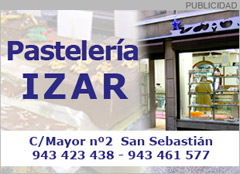 Pasteleria Izar