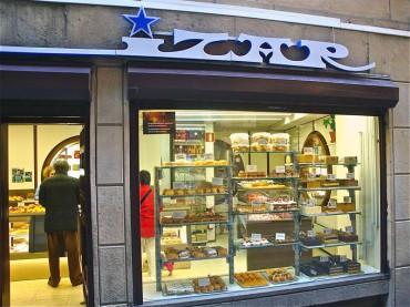 Pastelería Izar Donostia San Sebastián