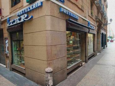 Turrón Artesano de Pastelería Izar en Donostia San Sebastián