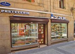 Pastelería Izar. Donostia San Sebastián