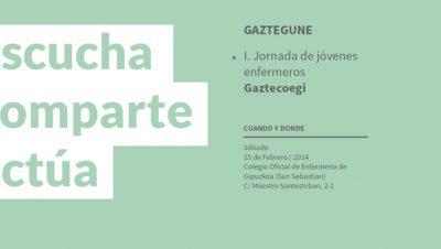 Gaztegoegi, COEGI, Colegio de Enfermería de Gipuzkoa