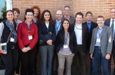 Pincha aquí para descargar la fotografía de la reunión del proyecto Clines / Click here to download the photo meeting Clines project