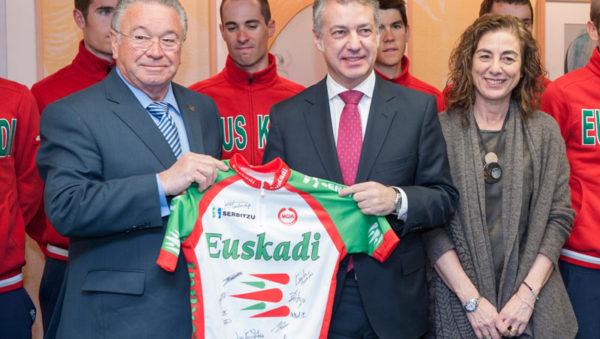 Fuente: Irekia equipo continental de la Fundación Ciclista Euskadi