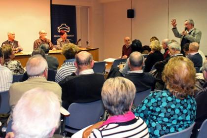 fotografía de archivo de un Encuentro de Pacientes Operados de Corazón