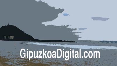 La Zurriola Foto GipuzkoaDigital.com © Donostia San Sebastián