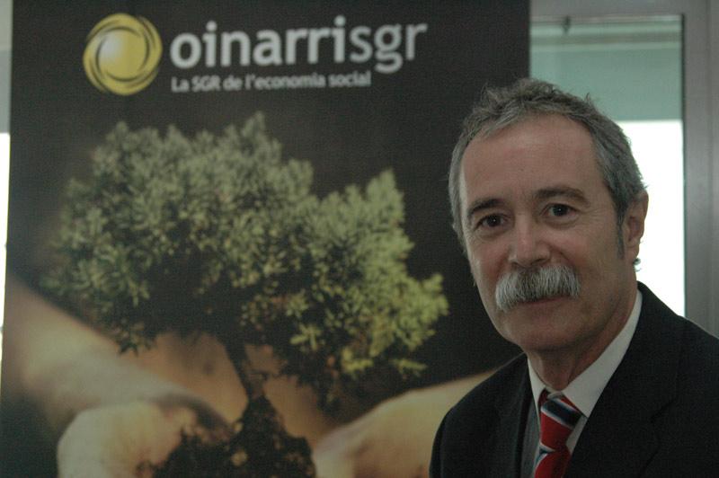 Pío-Aguirre,-director-general-de-Oinarri-SGR.
