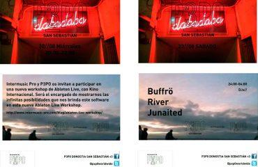 Donostia San Sebastián Ableton Live producción Workshop