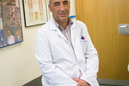 DR. Enrique Pérez de Ayala, especialistas en Medicina Deportiva.