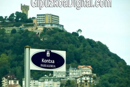 La Concha Donostia San Sebastián Foto GipuzkoaDigital.com ©