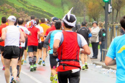 Maratón 2014 Donostia San Sebastián Foto GipuzkoaDigital.com ©