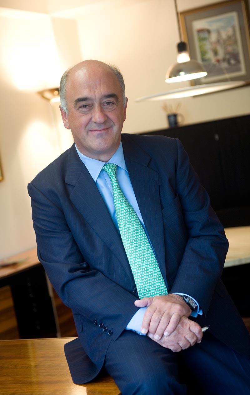 Fotografía del cirujano cardiovascular y ahora presidente-director general para idc-quirón, Ignacio Gallo