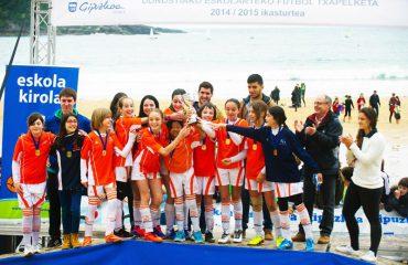 Foto-Diputación-Foral-de-Gipuzkoa-jornada-y-finales-de-alevín-de-segundo-año-en-el-torneo-playero-de-La-Concha 2015