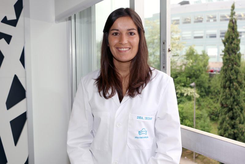 neuróloga de Policlínica Gipuzkoa, Marina Iridoy