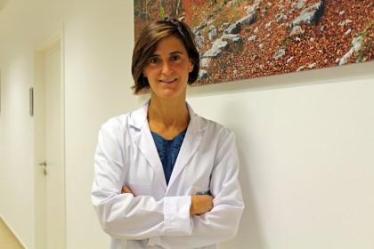 fotografía de la neurofisióloga Ana Arena