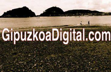 Foto GipuzkoaDigital.com © Donostia San Sebastián las piedras de la playa de la concha