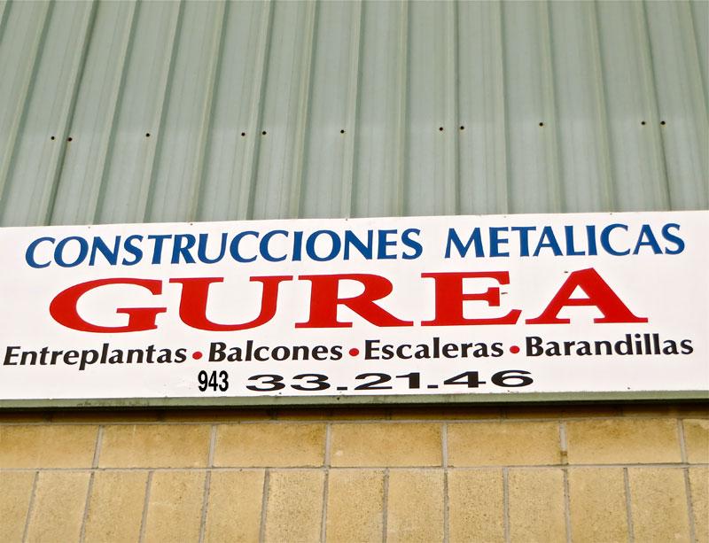 Construcciones Metálicas Gurea Astigarraga