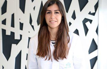 FOTO: En la imagen, la alergóloga de Policlínica Gipuzkoa, Sara Martínez.