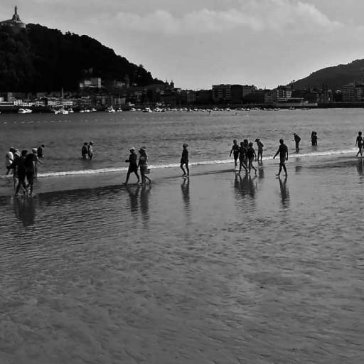 La Concha Foto Donostia San Sebastián Euskadi Basque Country GipuzkoaDigital.com