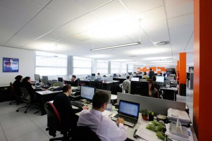 FOTO: Imagen de la sede central de SPYRO en el Parque Tecnológico de San Sebastián