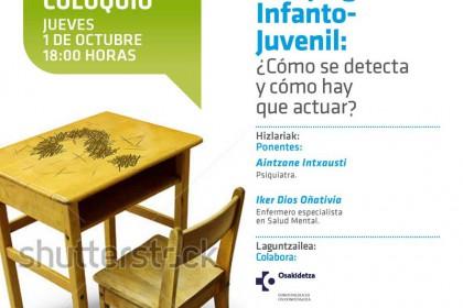Bullying Infanto-Juvenil, Colegio de Enfermería de Gipuzkoa, COEGI