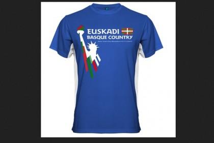 camiseta Basque Country