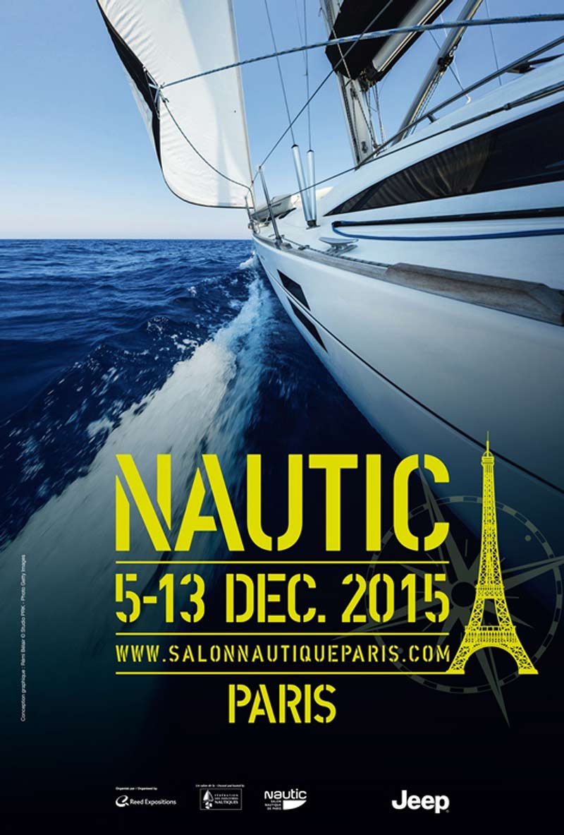 Los puertos deportivos vascos en nautic salon nautique - Salon nautique international de paris ...