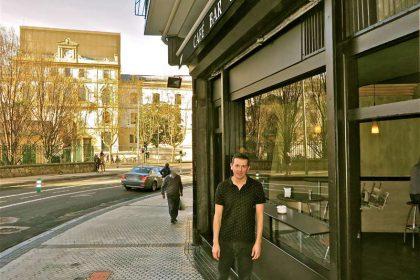 Bar Saioa Egia Foto GipuzkoaDigital.com Donostia San Sebastián