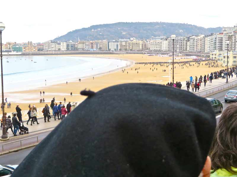 Foto GipuzkoaDigital.com Donostia San Sebastián 2016 Capital Europea de la Cultura