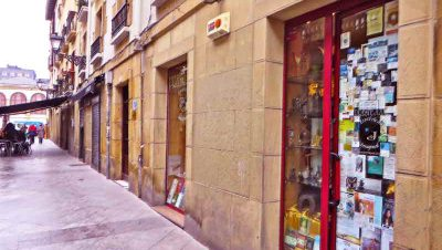 Preste Juan librería Donostia San Sebastián 2016