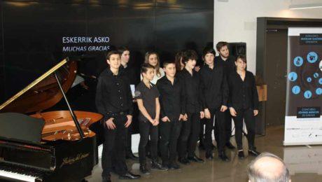 X Concurso de Jóvenes Músicos de Euskadi