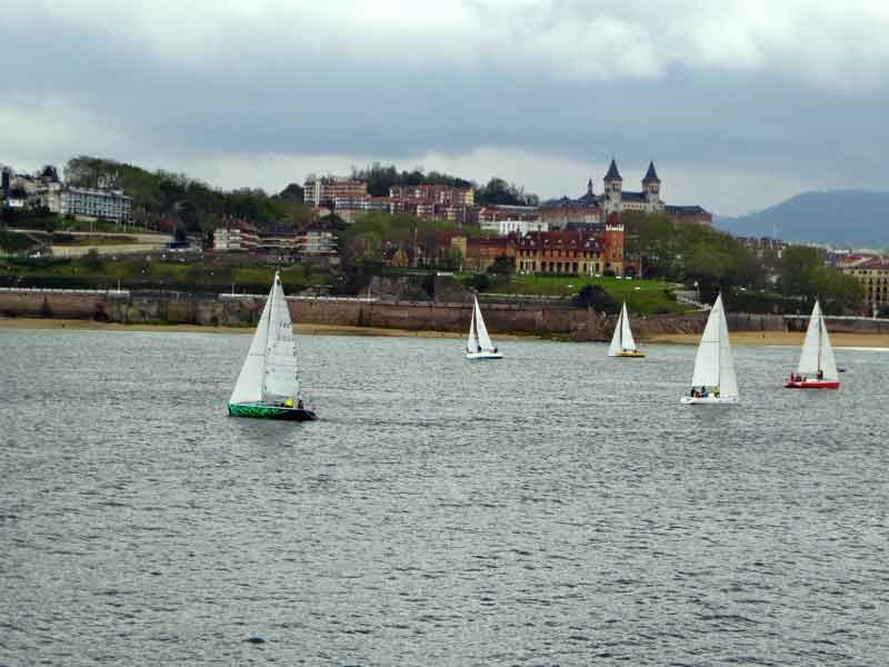 Boat Challenge Bahía de la Concha, Donostia San Sebastián 2016