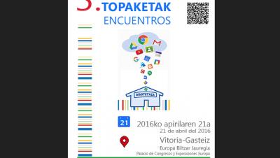 5º Encuentro Google Apps para Educación de Euskadi