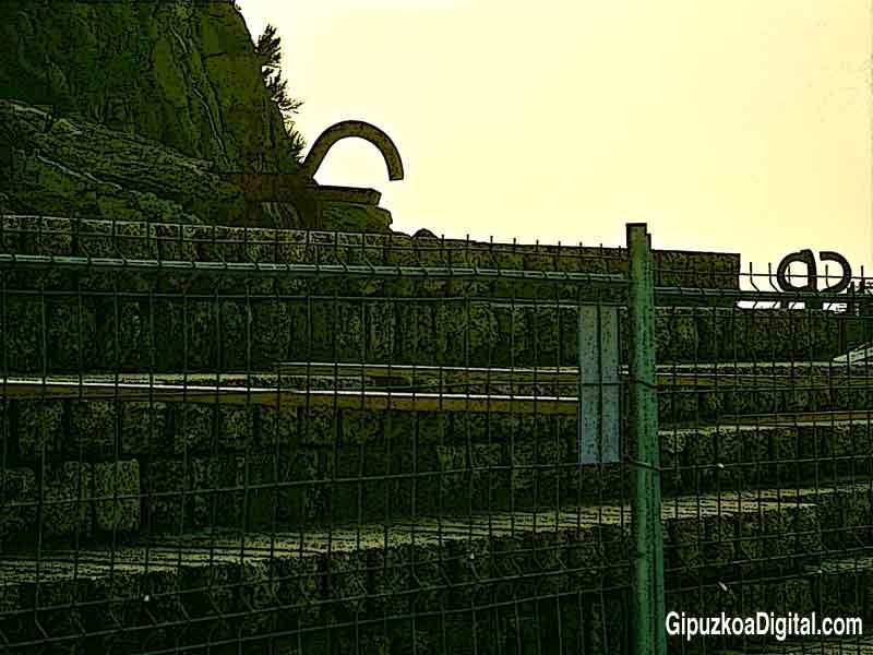 Peine del Viento Foto GipuzkoaDigital.com Donostia San Sebastián