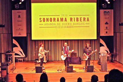 Sonorama Ribera 2016 presentado en el Basque Culinary Center, Donostia San Sebastián