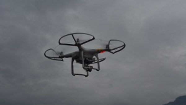 dron Foto Departamento de Interior G V