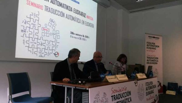 Foto fuente Irekia Traducción automática en euskera