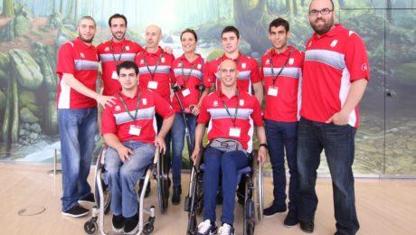 Paralímpicos vascos 2016 Rio