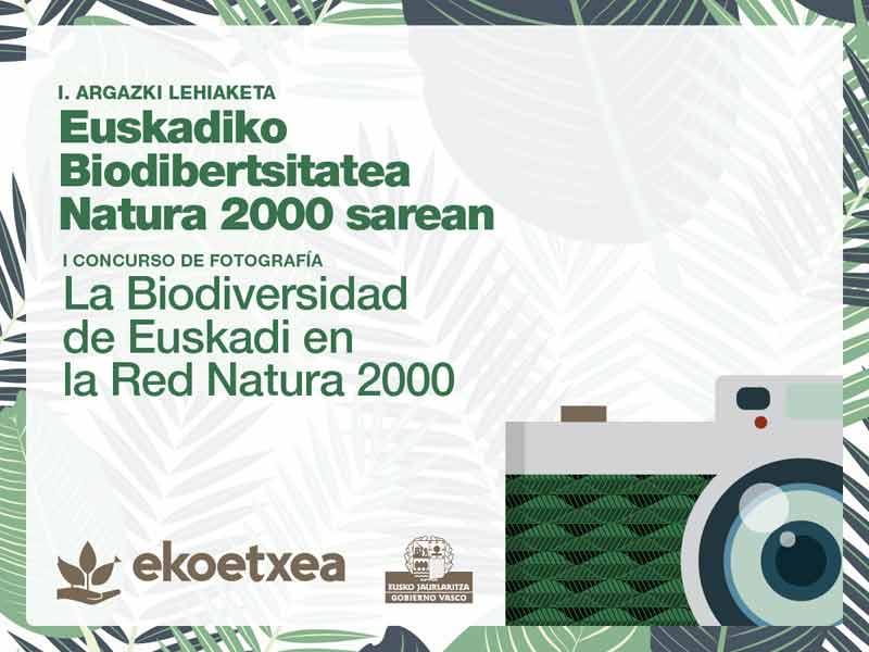 la biodiversidad de Euskadi en la Red Natura 2000
