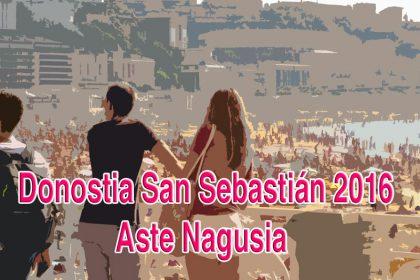 Semana Grande Foto GipuzkoaDigital.com Donostia San Sebastián