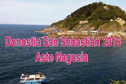 Aste-Nagusia-2016 Donostia San Sebastián 2016 Foto GipuzkoaDigital.com Donostia San Sebastián