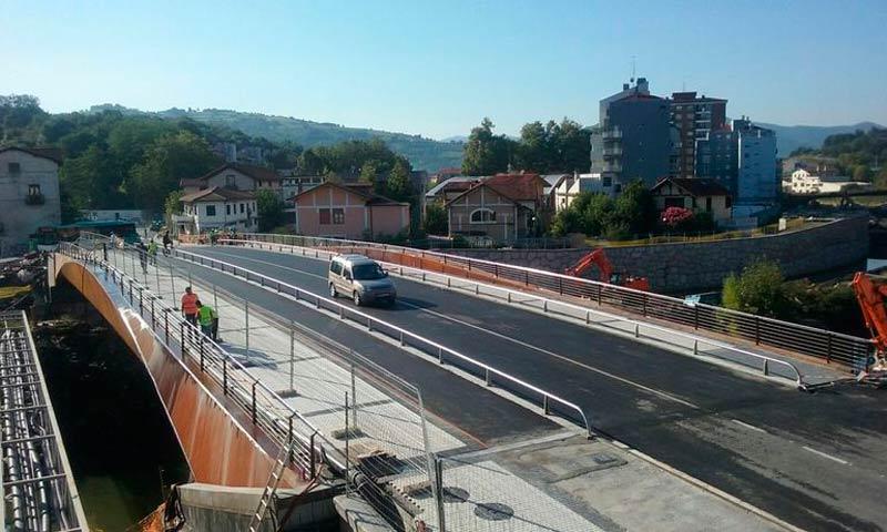 Nuevo puente de Martutene Foto fuente Irekia