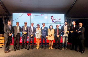Premios Best Of de Turismo Vitivinícola 2017