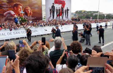 Richard Gere llega al Zinemaldia 2016 Richard Gere llega al Zinemaldia 2016