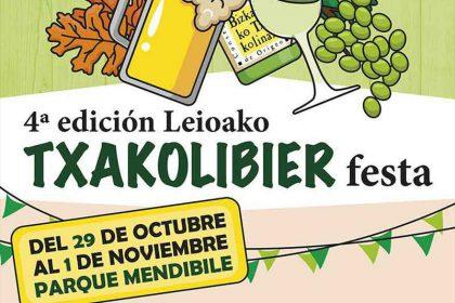Txakolibier Festa