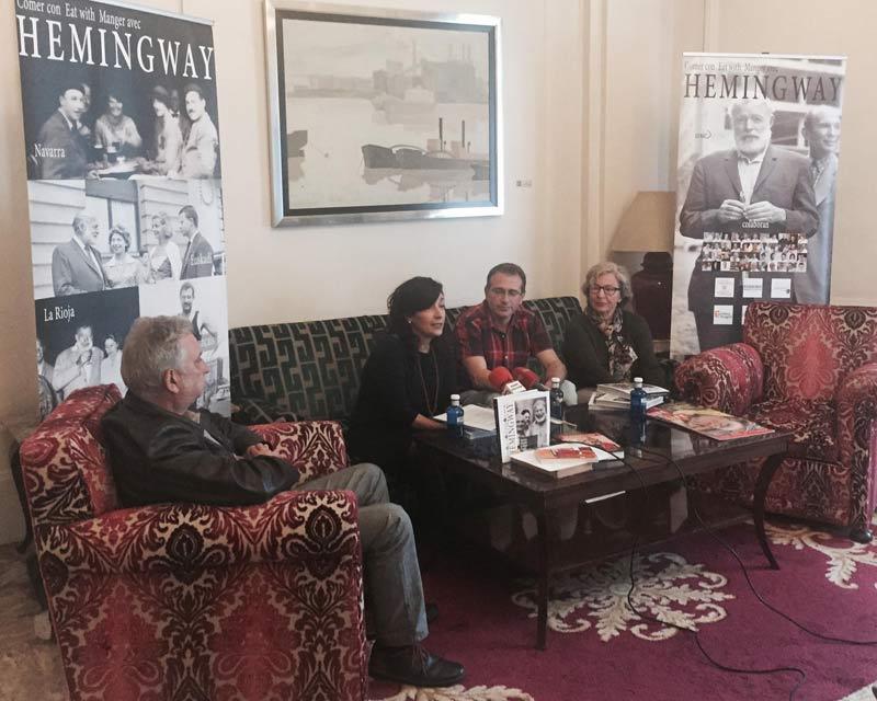Comer con Hemingway Foto fuente Irekia