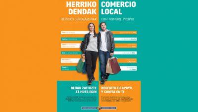 Comercio Local 2016 Euskadi
