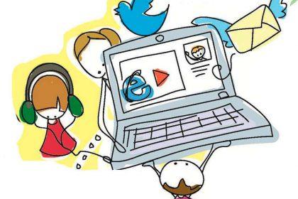 La juventud Vasca en las redes sociales