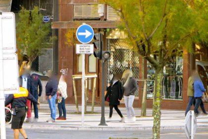radar portátil móvil Donostia San Sebastián